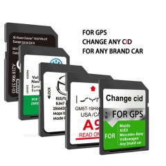 Change cid sd card ,custom sd card cid