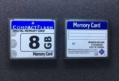 High Quality Factory Wholesale Compact Flash Memory Card for Digital Camera Full Capacity 8GB CF Card
