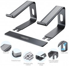 factory price Aluminum Alloy Laptop Stand
